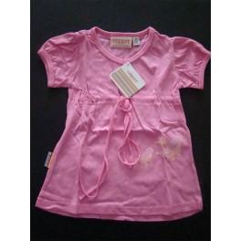 Vestido rosa de verano