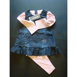 Camiseta+vestido+leotardos